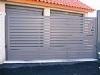 Trabajos realizados por Automatismos BM en puertas de aluminio